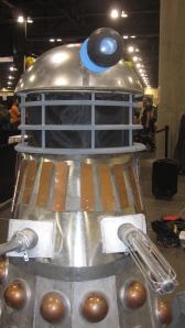 Dalek at the Phoenix ComiCon.